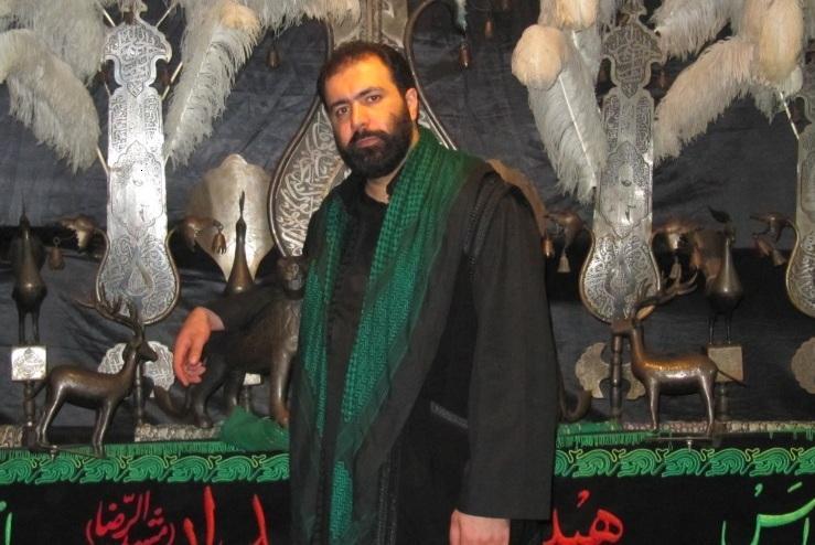 دانلود مراسمات حاج مهدي اكبري شب اول تا شب چهارم محرم 94